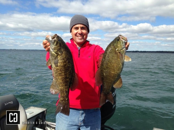 Bass Fix Fridays : A bunch of big smallies